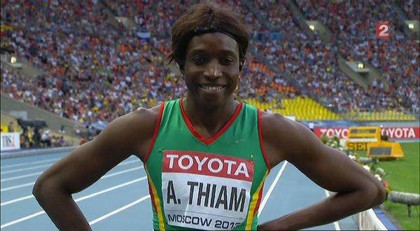 Amy Mbacké Thiam sur la situation de l'athlétisme sénégalais : « La solution est d'avoir une bonne politique à la Fédération sénégalaise d'athlétisme »