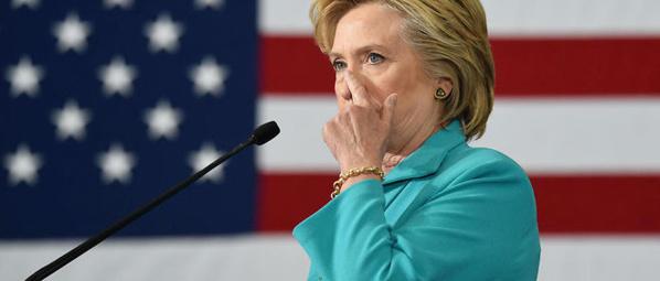 Hilary Clinton s'excuse auprès des électeurs de Trump