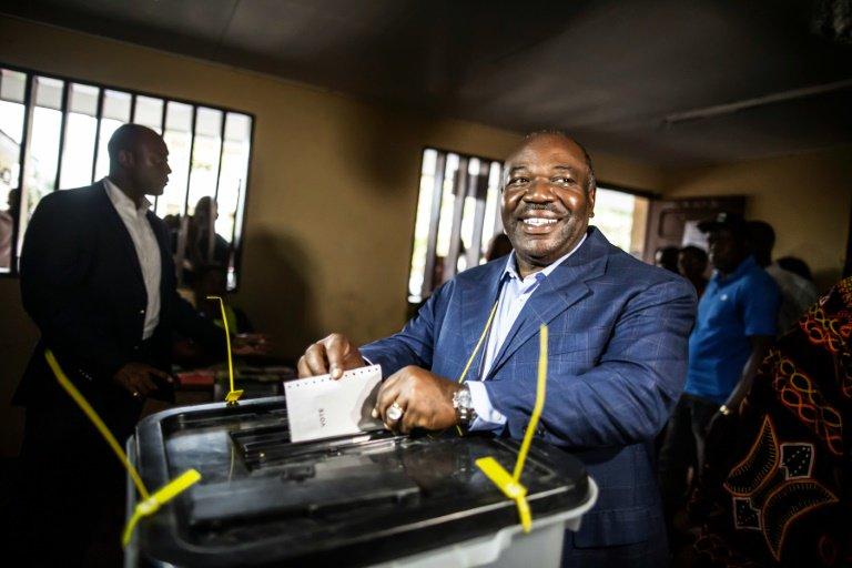 """Gabon: le président Bongo, réélu, appelle à un """"dialogue politique"""" avec l'opposition"""