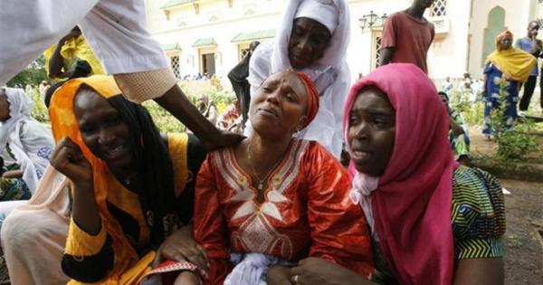 Massacre du 28-Septembre 2009 en Guinée: «156 personnes ont été tuées et 109 femmes ont été violées»