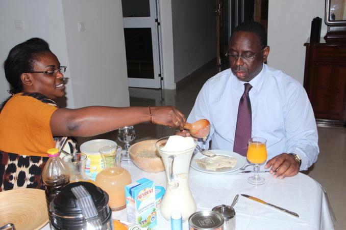 "Ouza Diallo: ""Mariéme Faye Sall a marqué l'histoire du Sénégal"""