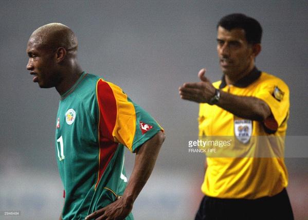 Football: Sénégal, toujours pénalisé par l'arbitrage en Afrique