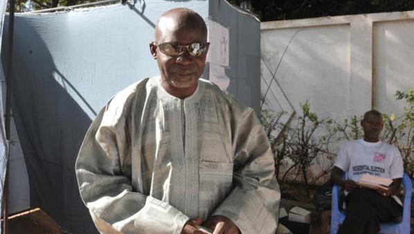 En Gambie, Ousainou Darboe, le chef de l'opposition a été libéré