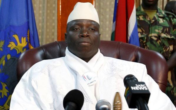 Présidentielle en Gambie: la Cour suprême examinera le recours du parti de Yahya Jammeh le 10 janvier