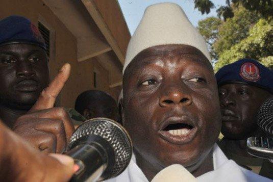 Urgent - Gambie: Le recours de Jammeh examiné en mai