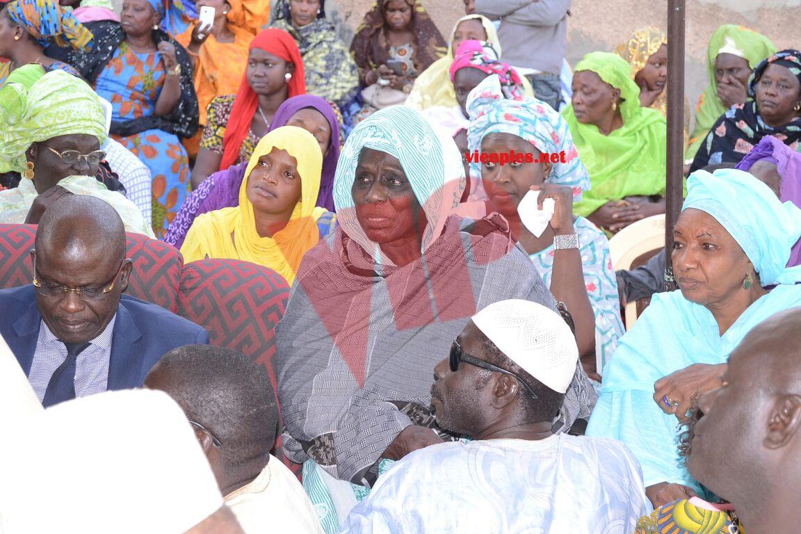 LEVÉE DU CORPS: Ablaye Mbaye rejoint son dernier demeure à Yoff.