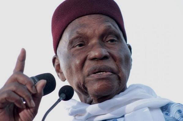 Me Abdoulaye Wade aux militants du PDS : «Unis et organisés, personne ne pourra faire face à nous »