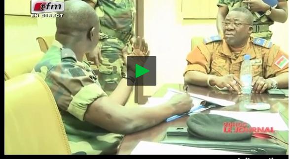 Colonel Seydou Maiga Moro à la sortie de la réunion des forces de la CEDEAO : « Si, d'ici minuit aucune solution politique n'est pas trouvée, nous attaquerons »