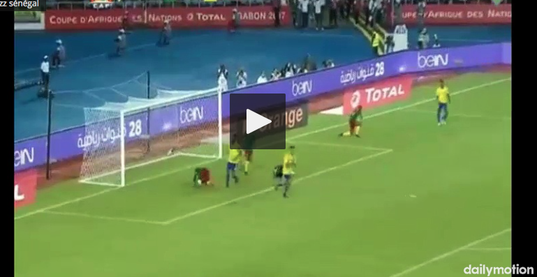 Vidéo- Gabon vs Cameroun, les gabonais inquiètent les lions indomptables dès la première minute de jeu…