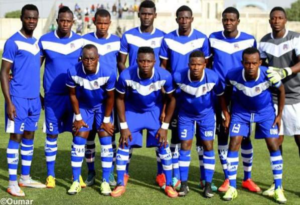 Ligue des champions : L'US Gorée fait match nul contre Horoya AC