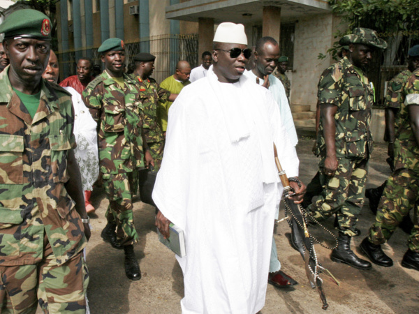 La CEDEAO procède à la destruction du stock de mines antipersonnel en Gambie