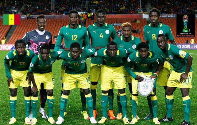 CAN U20 2017 - PREMIERE JOURNEE Le Sénégal face au Soudan