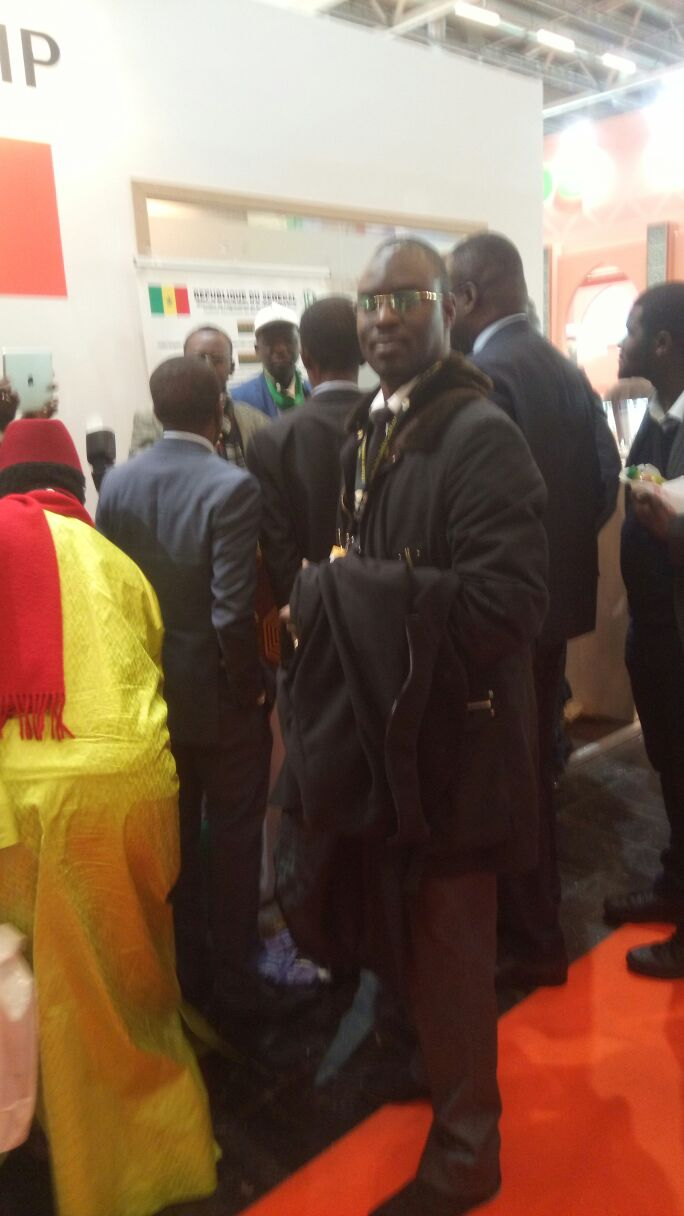Le patron du groupe holding amar bien repr sent au salon de l 39 agriculture paris - Adresse salon agriculture ...