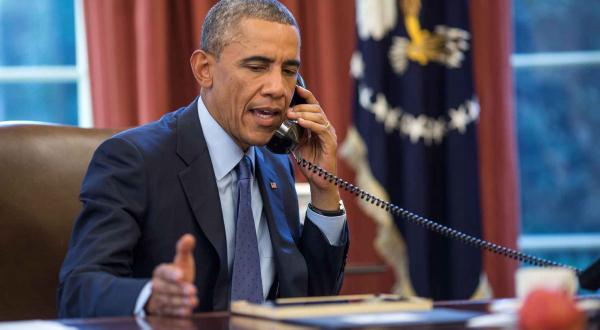 Etats-Unis : Obama dément avoir mis Trump sur écoute
