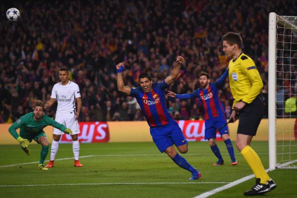 Le Barça tient sa soirée pour l'histoire