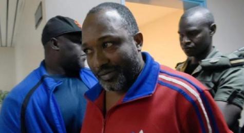 Guinée: le militaire «Toumba» Diakité, désormais incarcéré à Conakry
