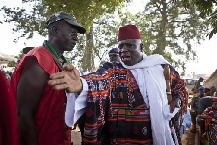 En Gambie, la coalition anti-Jammeh se présente aux Législatives en ordre dispersé