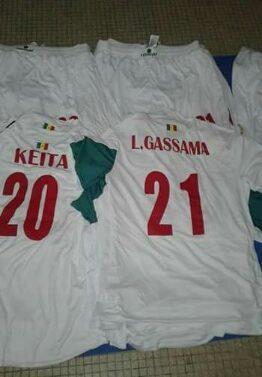 Flocage des maillots des Lions à la CAN : La facture de 2,4 millions encore impayée, l'entreprise gabonaise JIRE TEXTILE a saisi l'ambassadeur du Sénégal