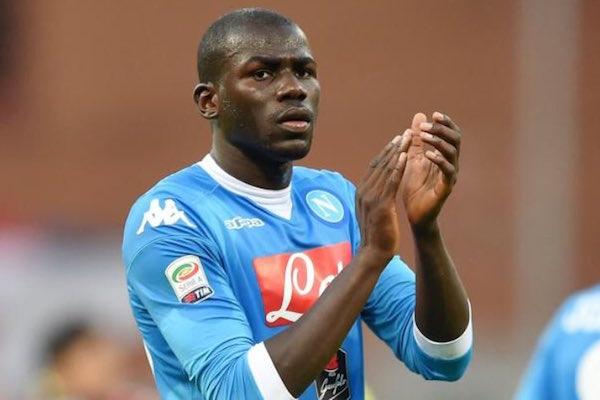 Kalidou Koulibaly, meilleur défenseur africain et 18e en Europe!