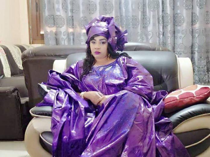 Découvrez la nouvelle épouse de Serigne Modou Kara , Soxna Alice Mbacké, la lionne de…