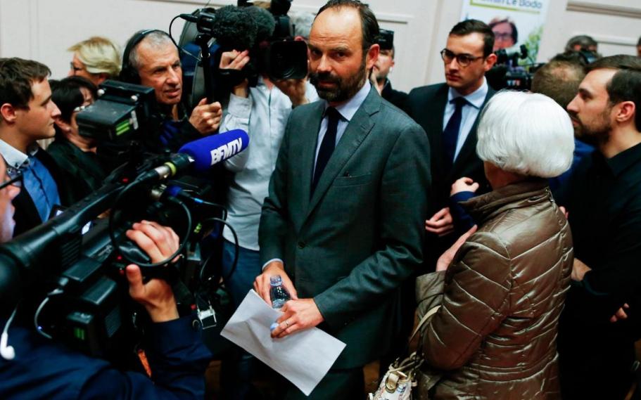 Qui est Edouard Philippe, nommé Premier ministre par Emmanuel Macron ?