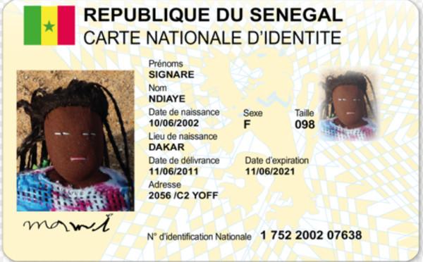 """Résultat de recherche d'images pour """"carte electeurs senegal"""""""