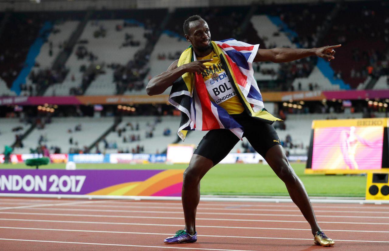VIDÉO - Mondiaux d'athlétisme : le roi Usain Bolt abdique face à Justin Gatlin et s'offre le bronze