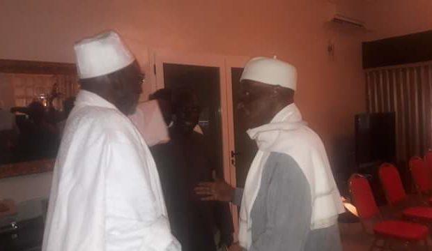 Thierno Madani Tall chez Wade