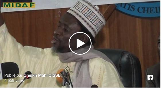 """Cheikh Mahi Aliou Cissé : """"la politique telle qu'elle se pratique aujourd'hui, Baye Niasse nous l'avait interdite"""""""
