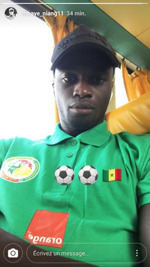"""Le nouveau """"Lion"""" de la Téranga, Mbaye Niang est un parent de Macky Sall"""