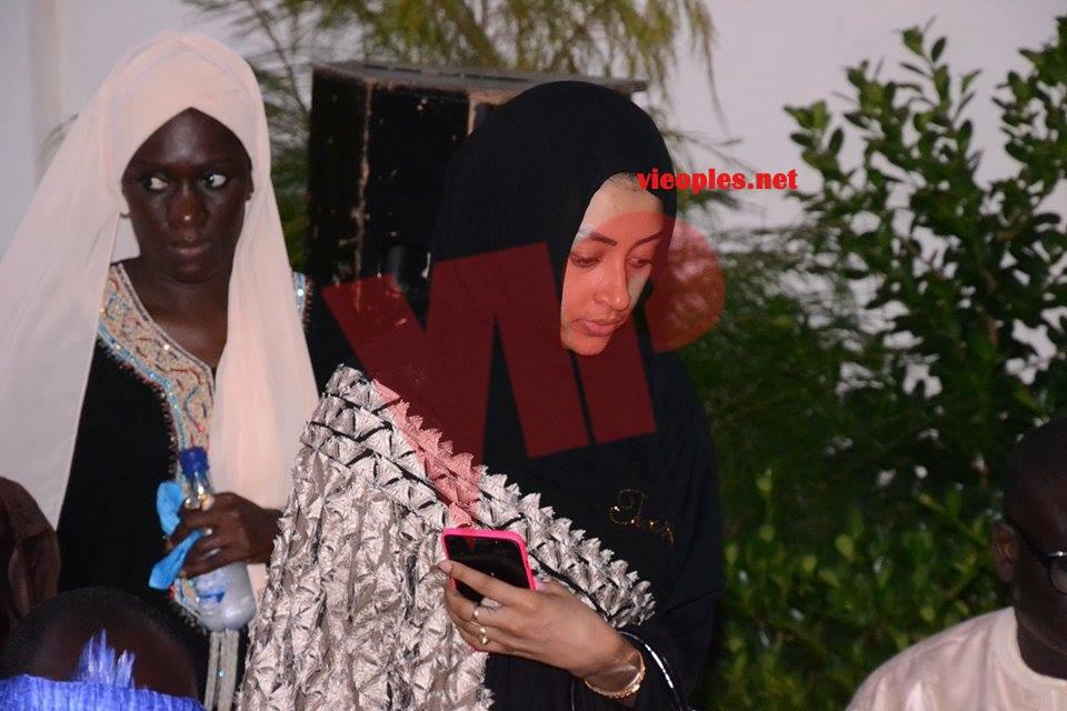 Sokhna Aidara Seck chez Coumba Gawlo pour présenter ses condoléances.
