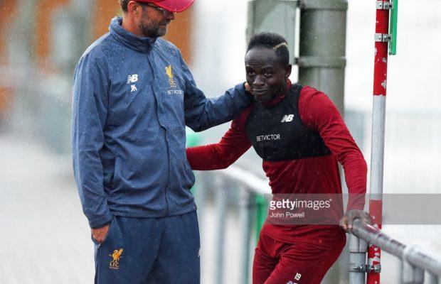Liverpool: Klopp annonce le retour de Sadio Mané pour…