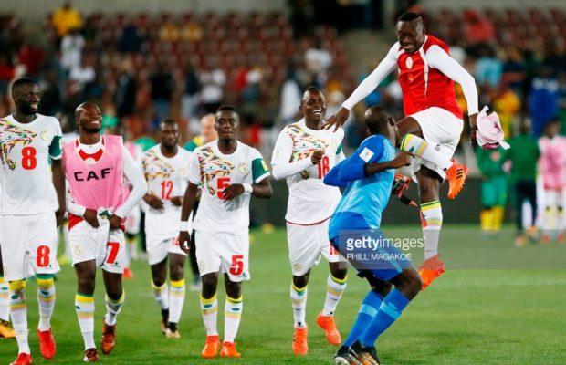 le Sénégal participera pour la deuxième fois à une coupe du monde, Quinze ans après…