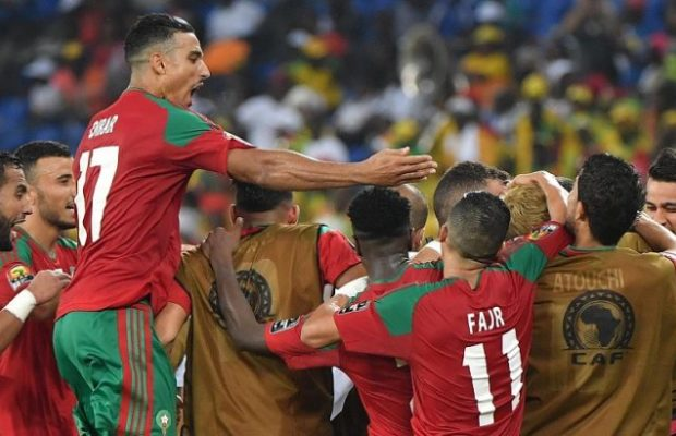 Mondial 2018 : le Maroc mène 2-0 devant la Côte d'Ivoire à Abidjan