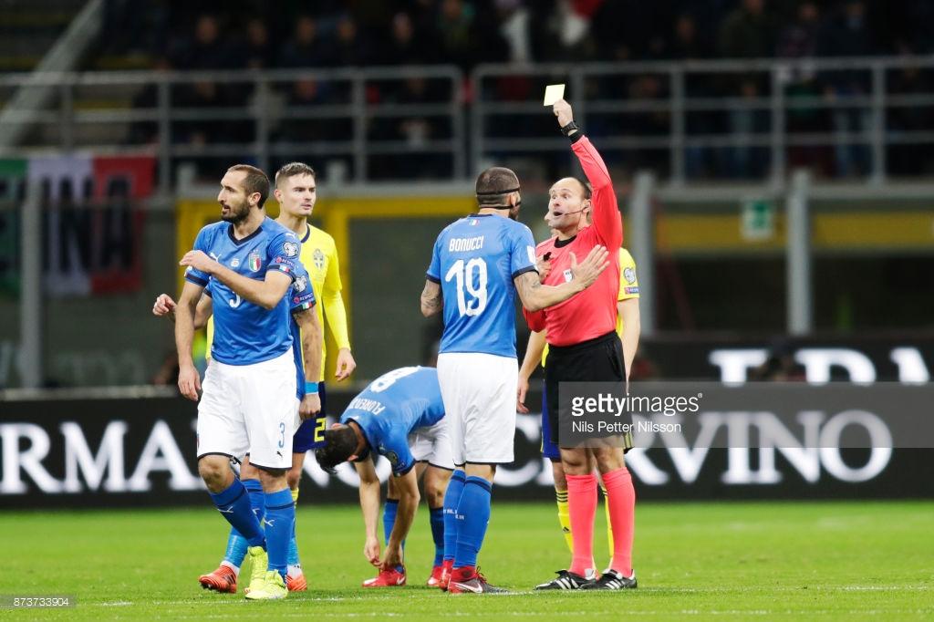 Barrages de la Coupe du monde : l'Italie éliminée après avoir concédé le nul (0-0) face à la Suede