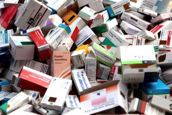 Touba- Saisie de médicaments contrefaits d'une valeur de 1,35 milliards de Fcfa : le propriétaire se réfugie chez son marabout