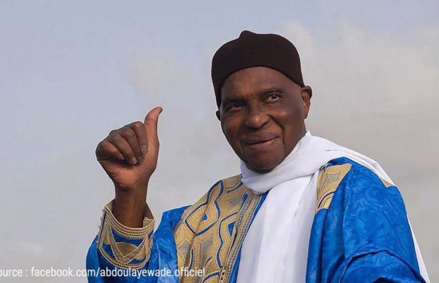 Nouvel An : Les vœux de Me Abdoulaye Wade