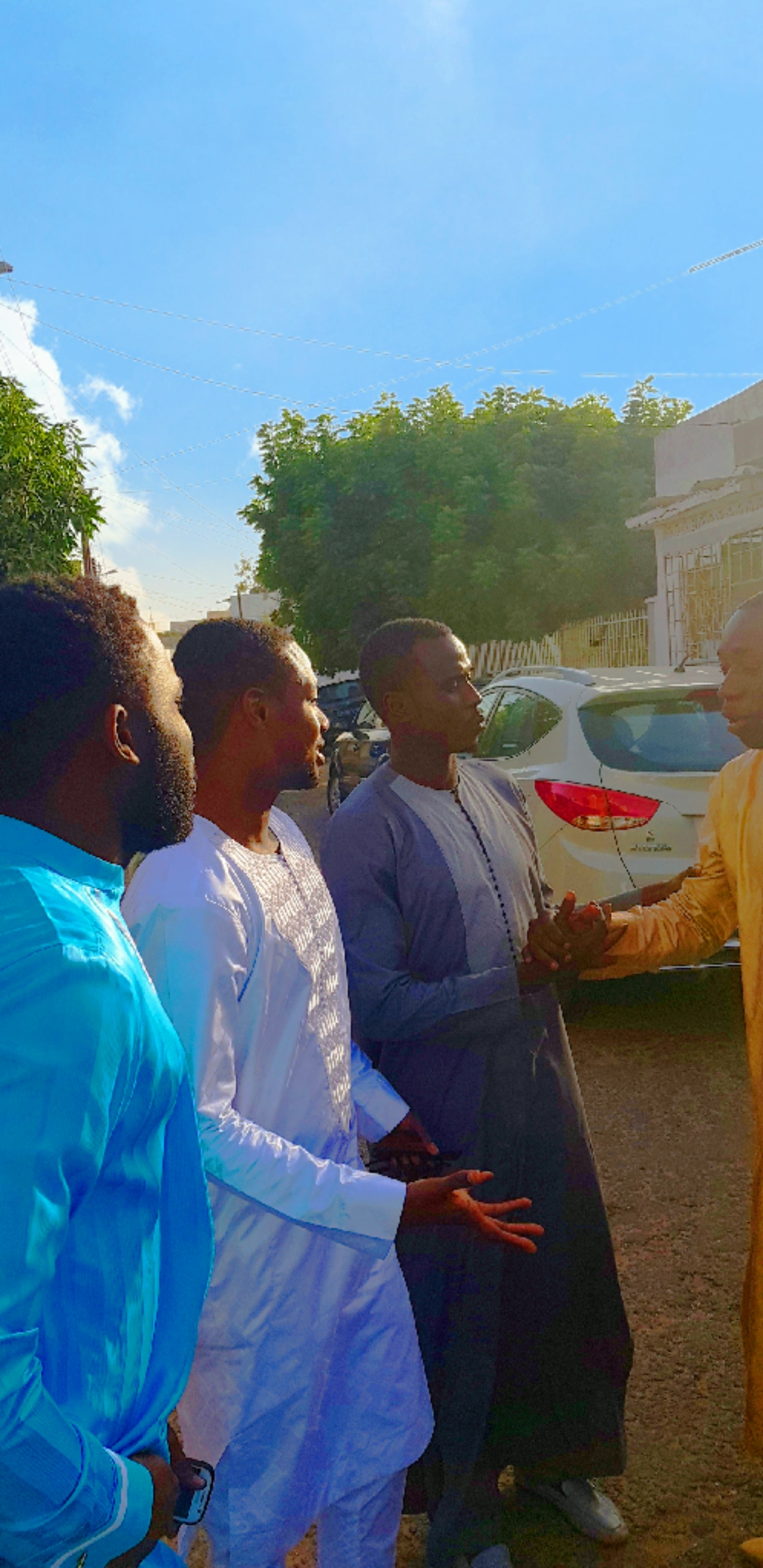 MARIAGE PHOTOS ET VIDEOS:Mame Diarra Babou vient de terrasser le coeur du patron du site sanslimites, Yankhoba Sané.