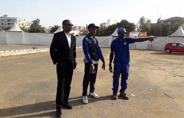 Grand Bal: Youssou Ndour en visite au CICES
