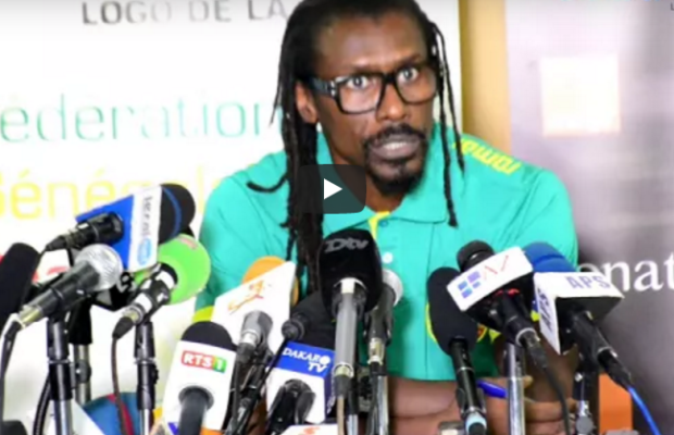 Préparation mondial 2018, Aliou Cissé présélectionne 35 lions pour les dates FIFA