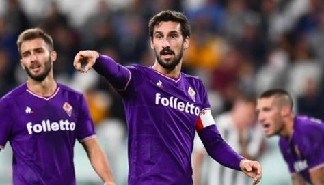 La Fiorentina annonce le décès de son capitaine Davide Astori