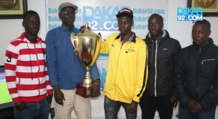 ASC DEKHEULE champion Zone 4B remercie ses bienfaiteurs