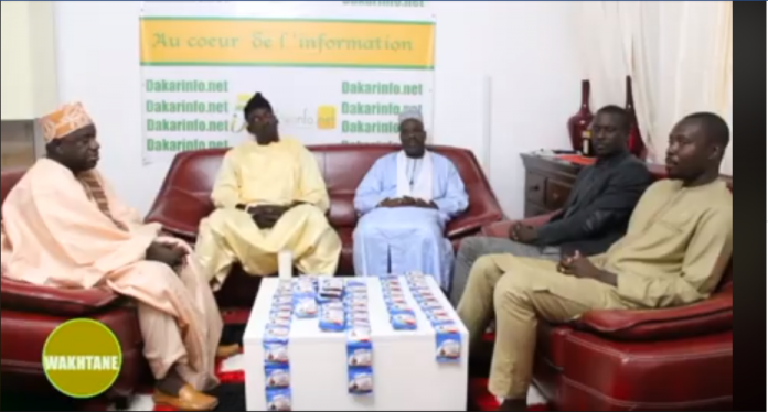 Vidéo – « Wakhtane » autour du thème: « Ce père qui a les moyens et qui ne s'occupe pas de sa famille »
