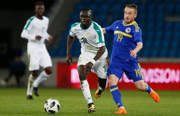 Football – Le résumé du match Sénégal / Bosnie en images !