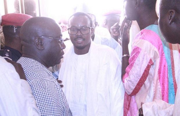 [VIDÉO] EXCLU :Serigne Bass Abdou Khadre à Ndindi chez SERIGNE ABDOU KARIM MBACKE FALILOU