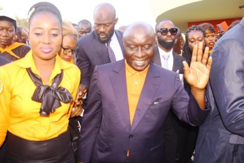 Voici la nouvelle la task-force de Idrissa Seck