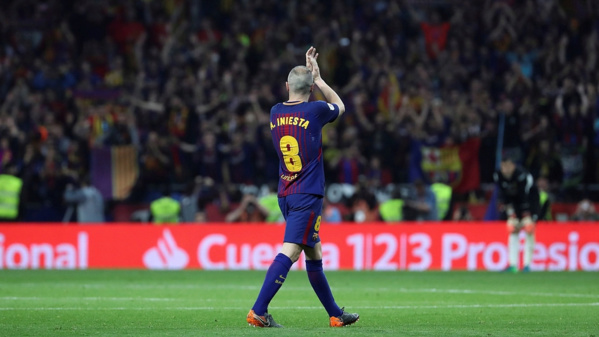 FC Barcelone : Andrés Iniesta explique les raisons de son départ