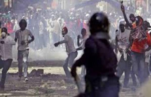 Mort de l'étudiant Fallou Sène : Aveu du commandant de la légion nord, Pape Souleymane Cissé, « le commandant d'unité a usé de son arme pour dégager ces troupes… »