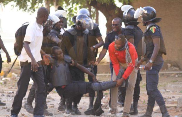 Saint-Louis Ugb : Le gendarme dans le coma s'est …