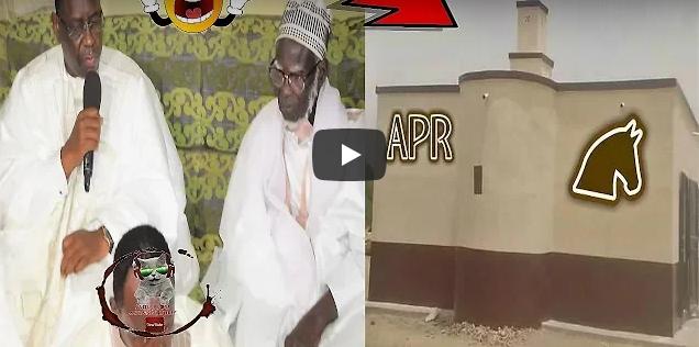 Du jamais vu! Où va le Sénégal ? des Mosquées en couleur Marron et Beige qui secouent la toile